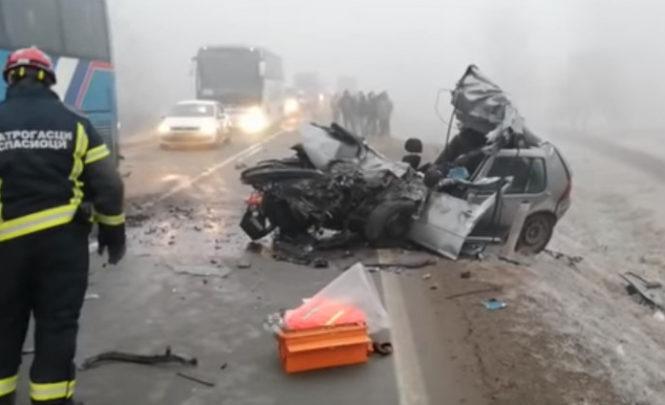 Tragedija na magistralnom putu: Objavljeni stravični prizori nesreće u kojoj su poginuli Erdan i Selim. Majci se bore za život!