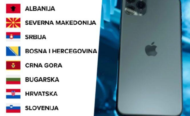 Evo koliko radnici u Bosni i Hercegovini moraju raditi da bi kupili novi iPhone!