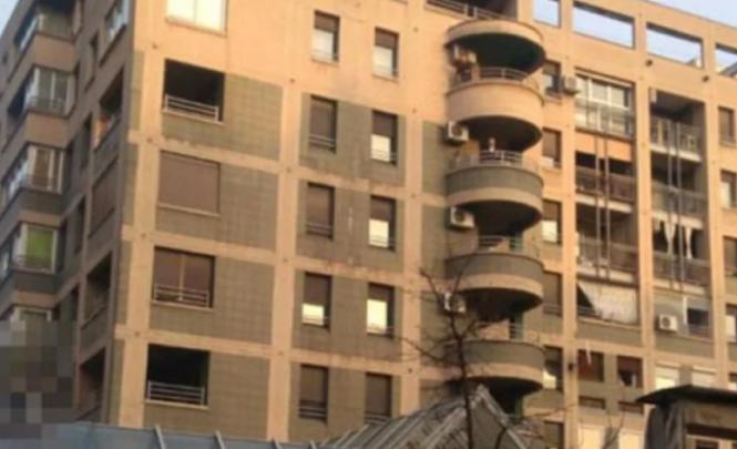 Student iz BiH stradao prilikom pada sa zgrade