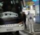 Snimljen na ulazu u BiH: Ovo je autobus s turistima iz kineskog Wuhana!