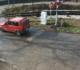 Ponovo isti pružni prelaz: Popravili rampu, nesavjesni vozač je ponovo uništio i otišao