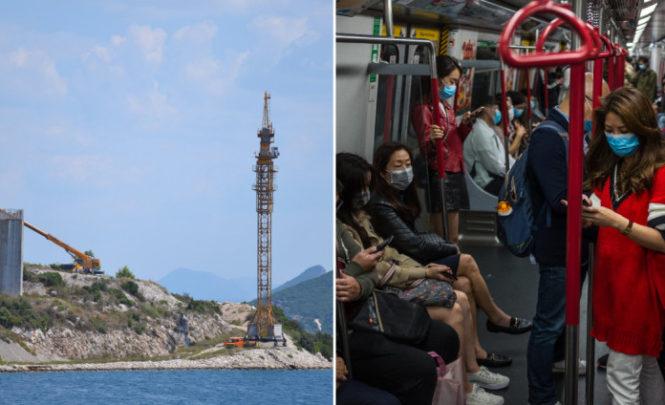Panika u susjednoj Hrvatskoj zbog koronavirusa: Radnici s Pelješkog mosta na odmoru u Kini