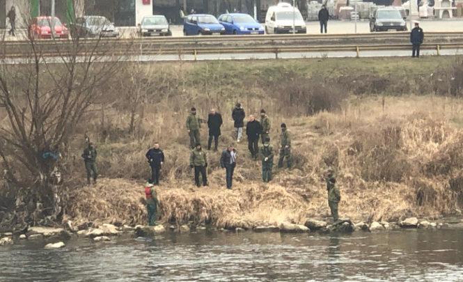 MUP ZDK: U rijeci Bosni pronađeno tijelo muškarca